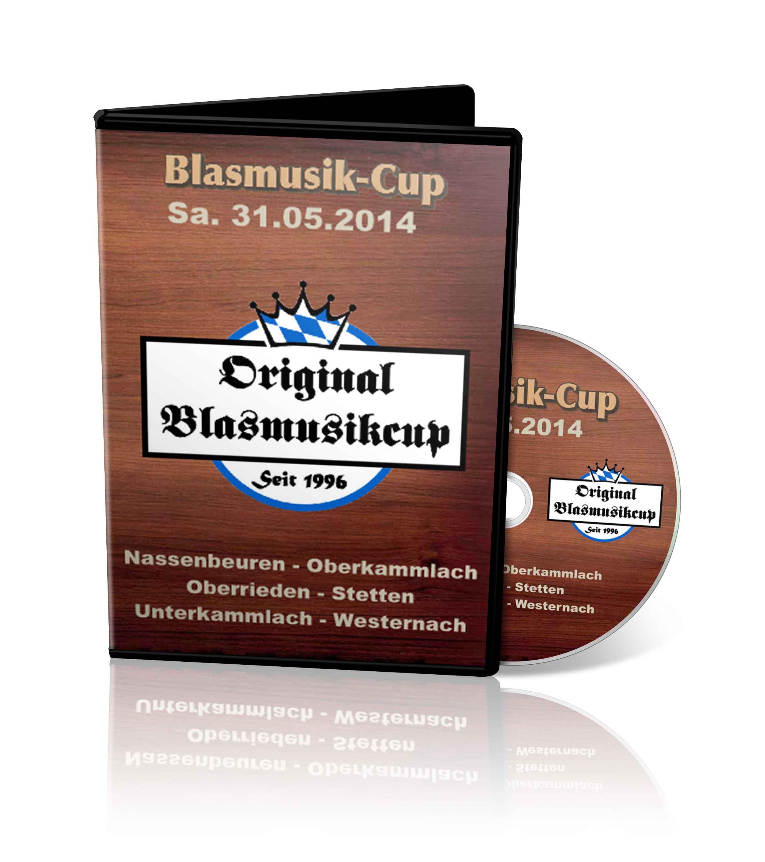 DVD - Blasmusikcup