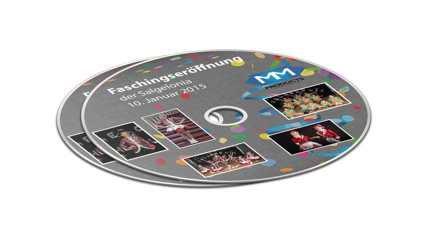 DVD - Faschingseröffnung Salgen