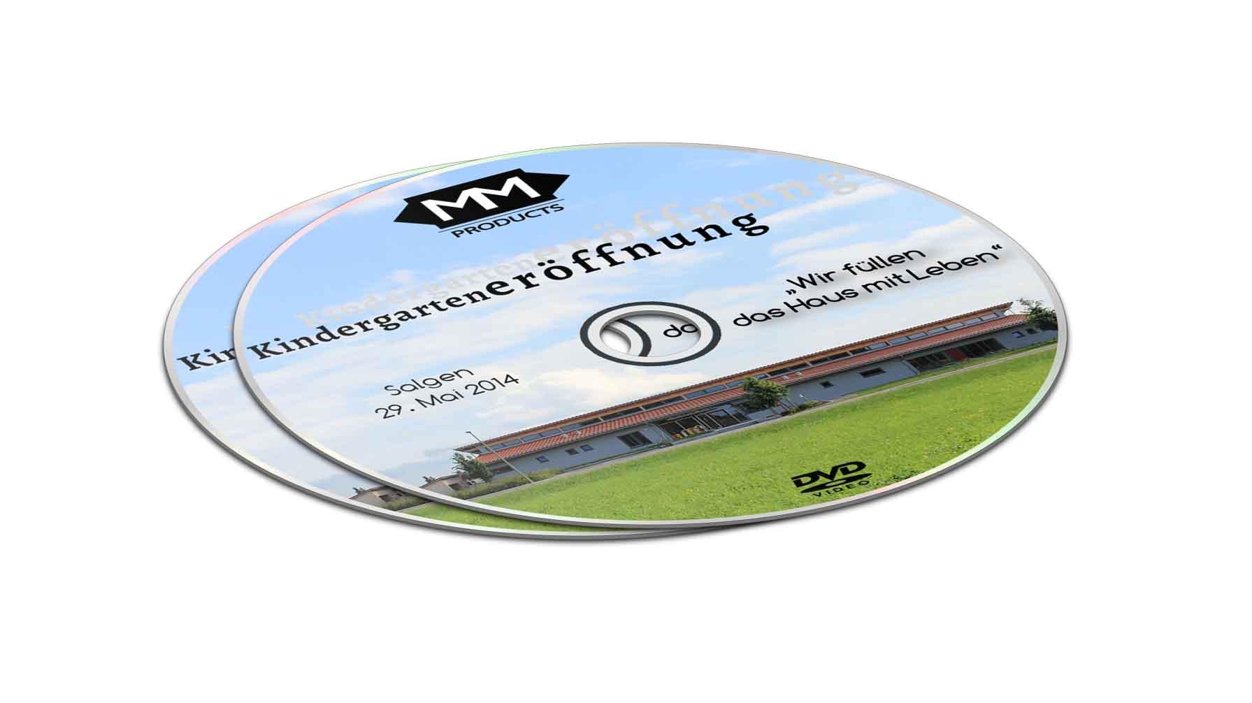 DVD - Kindergarteneröffnung Salgen