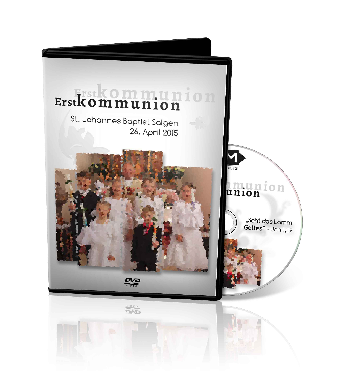 Film - Erstkommunionfeier Salgen 2015